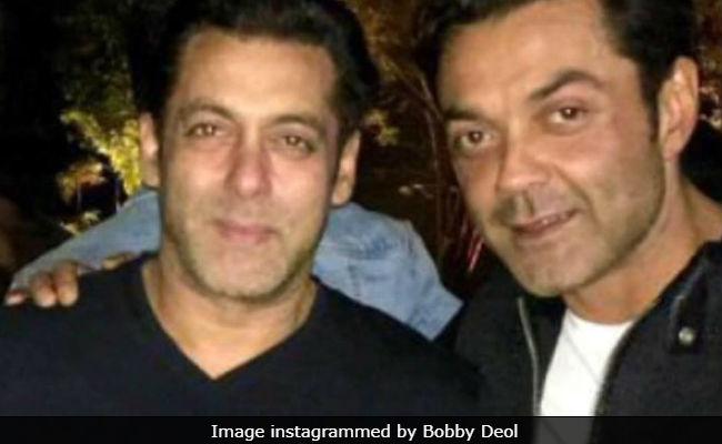 Salman Khan's Power Is Why Race 3 Was A Hit Despite Negativity: Bobby Deol
