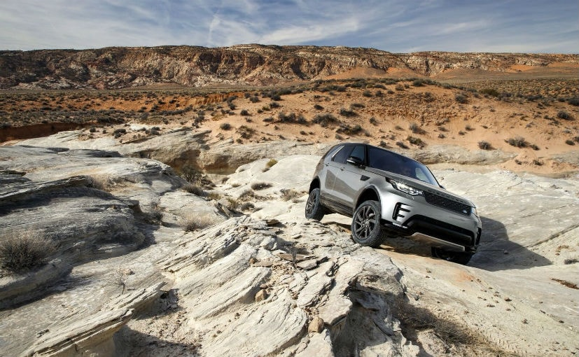 Land Rover announces off-road autonomous tech