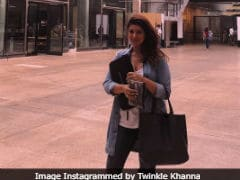 Twinkle Khanna Shares The 'Joy Of Being A Student' In New Pic