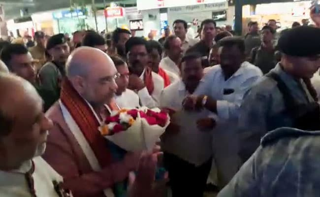 Chintan Baithak In Kurnool. BJP Tries To Strengthen Base In The South