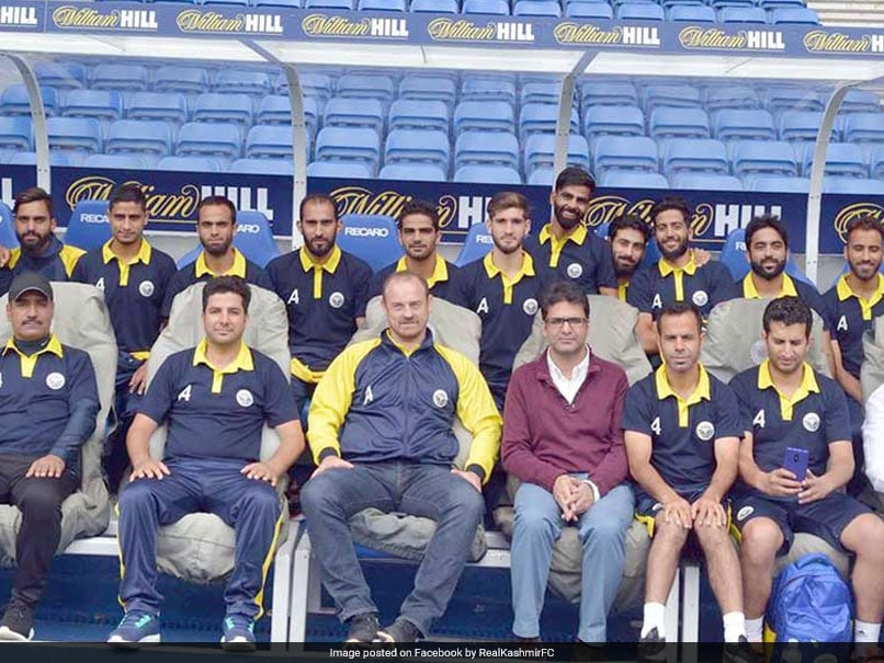 A Beautiful Game, Another Beautiful Story: Real Kashmir FC To Train At Dortmund