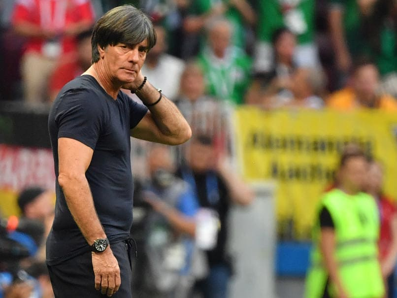 World Cup 2018: Germany Played Very Badly In Mexico Loss, Says Coach Joachim Loew
