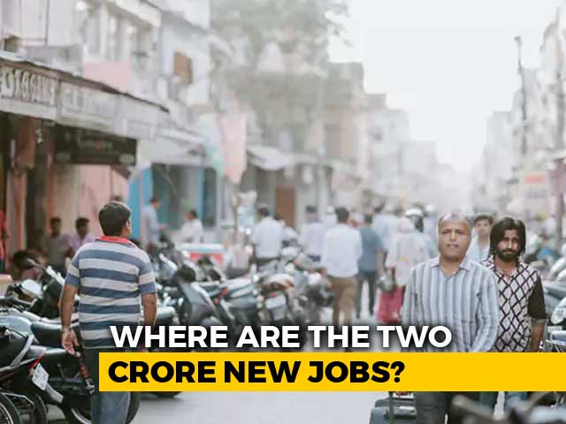 Video : With Haphazard Data, Job Creation Remains A Riddle