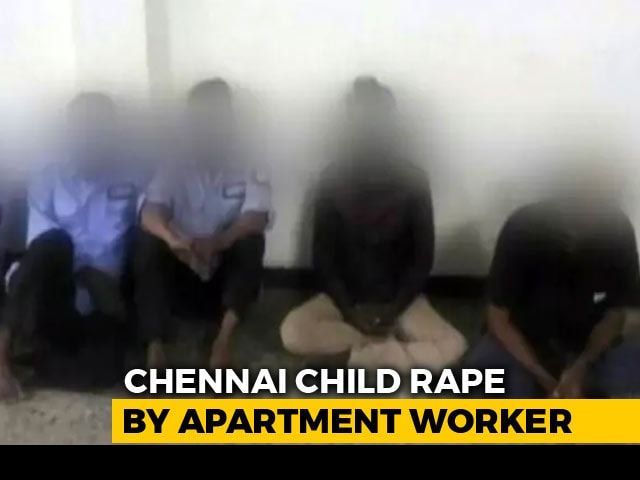 Video : Guard Who Raped Chennai Girl Learnt How To Give Sedatives At Hospital