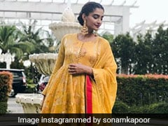 Sonam Kapoor: 'I Want To Be Part Of Films That Say Something To The Society'