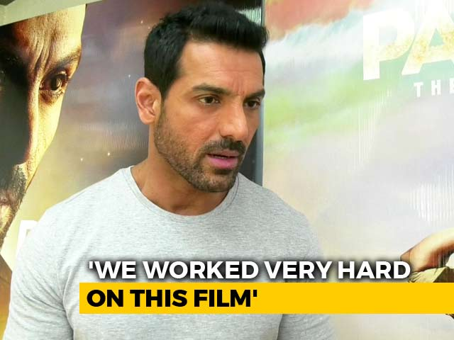 Parmanu Is Based On A True Story: John Abraham
