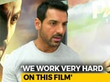 Video : <i>Parmanu</i> Is Based On A True Story: John Abraham