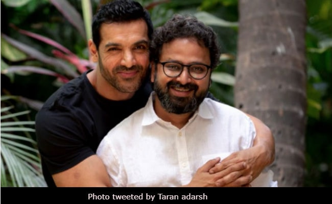 John Abraham to play Sanjeev Kumar Yadav in Nikkhil Advani's Batla House class=