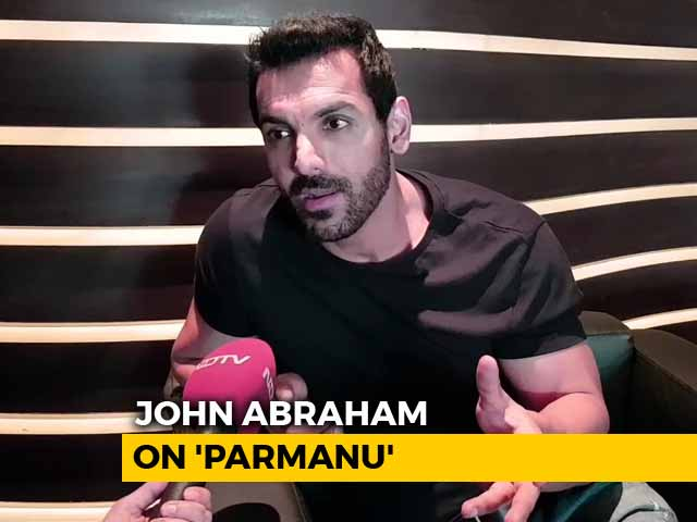 'I Am Not Insecure,' Says John Abraham