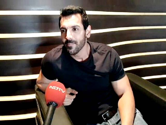 Video : Prime Filmy: 'I Am Not Insecure,' Says John Abraham
