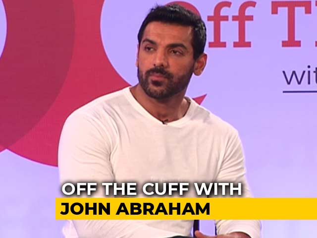 Video : After <i>Parmanu</i>, John Abraham's Next Films Are On True Stories Too