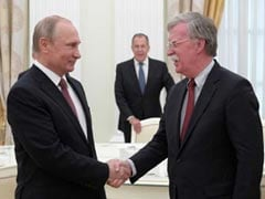 Raised Russian Meddling In 2016 US Election With Putin: John Bolton