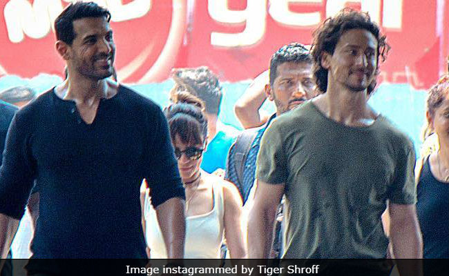 John Abraham On Action Heroes In Bollywood: 'Apart From Me, Tiger Shroff's Doing Great'
