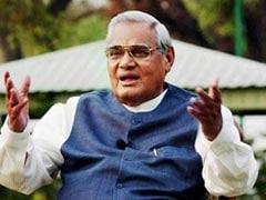 """Atal Bihari Vajpayee Called Me """"Rasraj"""", Says Pandit Jasraj"""