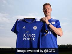 Jonny Evans Joins Leicester City From West Bromwich