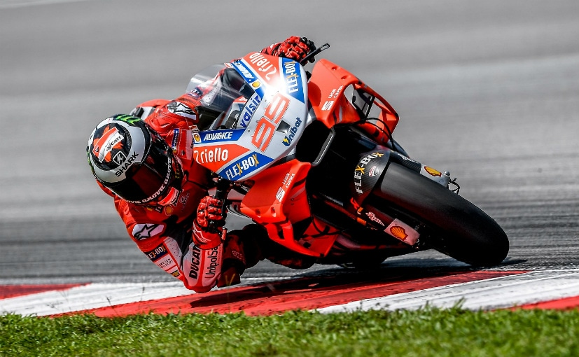 New regulations for aerodynamic fairing design in MotoGP from 2019