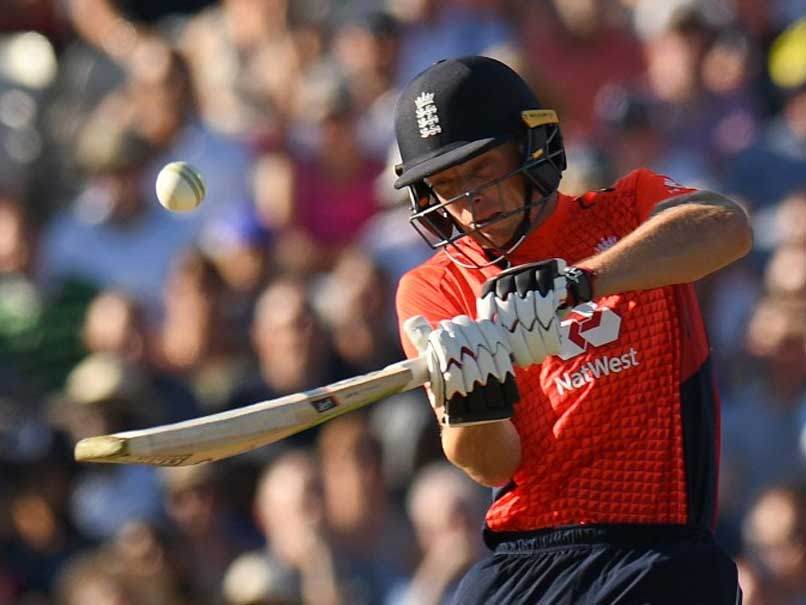 Hales leads England to dramatic win over India