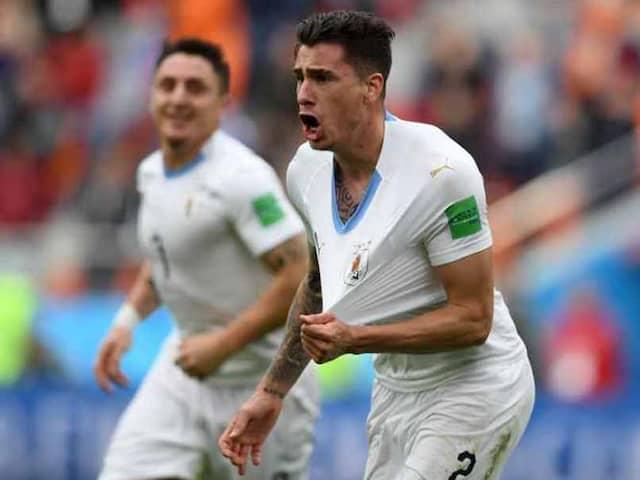 World Cup 2018 Egypt vs Uruguay Highlights: Jose Gimenez Scores Winner As Uruguay Win 1-0