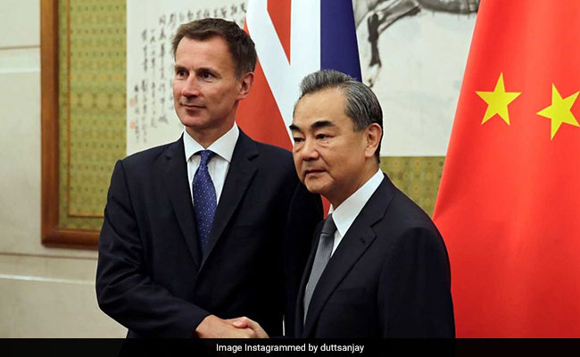 China Offers To Open Discussions On Post-Brexit Trade Deal: UK Minister