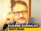 Video : 'Rising Kashmir' Editor Shujaat Bukhari Shot Dead In Srinagar