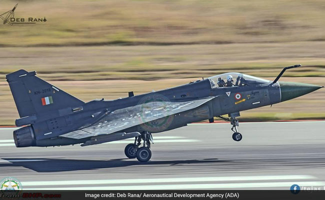 India's Tejas Fighter Tests Mid-Air Refueling For The First Time