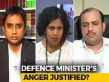 Video : Karnataka vs Centre Over Nirmala Sitharaman's Rebuke