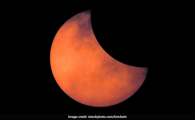 Partial Solar Eclipse 2018, Aanshik Surya Grahan 11 August 2018