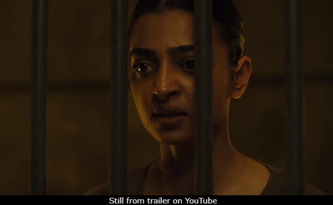 Ghoul Trailer: Radhika Apte's Prisoner Is Not What He Appears To Be