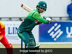 3rd ODI: Pakistan Beat Zimbabwe By Nine Wickets To Seal ODI Series