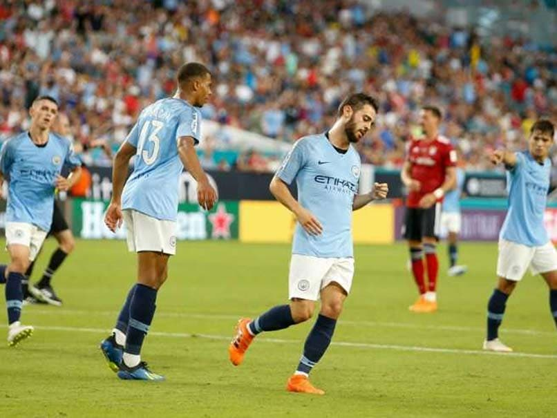 Why City players cut short World Cup break