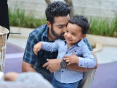 Junior NTR, Wife Lakshmi Pranathi Become Parents To A Baby Boy