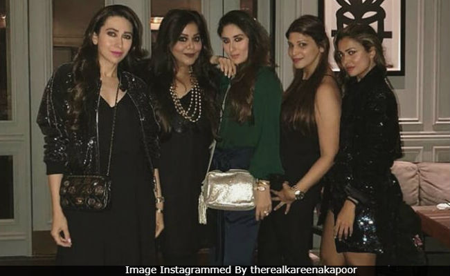 Kareena Kapoor, Karisma And Amrita Arora's Fun Dubai Trip In Pics