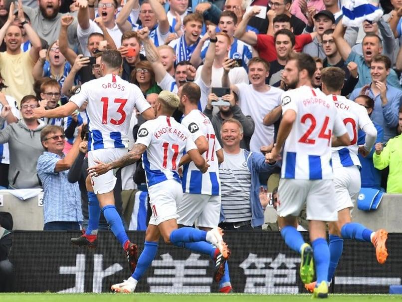 Premier League: Brighton Pile Misery On Jose Mourinho