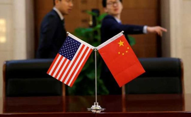 US, China Continuing Talks To Resolve Trade Dispute: White House