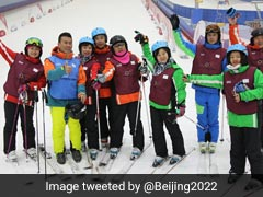 Snow Joke; China Scours Temples For Winter Olympic Gold