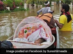 65,000 People Rescued By Fishermen During Floods: Kerala Minister