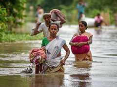 Over 200 Rescued In Arunachal Pradesh And Assam, Flood Alert In Meghalaya