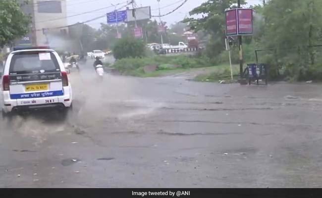 3-Year-Old Drowns In Flooded Drain, Amid Heavy Rainfall In Bhopal