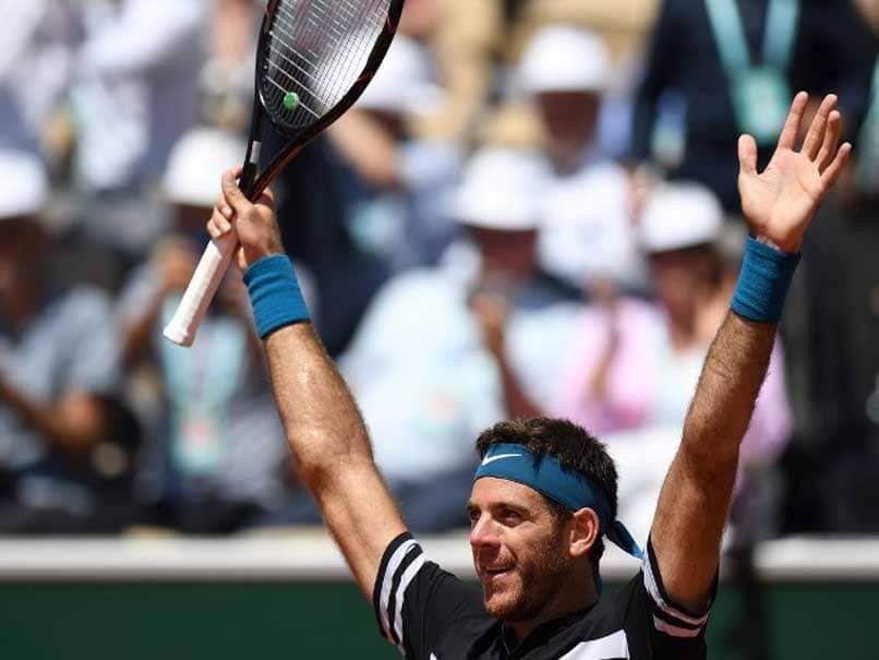 Juan Martin Del Potro Has Nothing to Lose Against King Of Clay Rafael Nadal