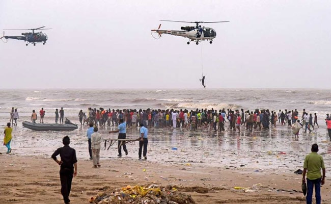 Body Of Fourth Boy Who Drowned At Mumbai's Juhu Beach Found