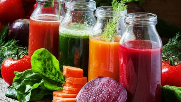 Arsenic, Lead Give One More Reason For Kids To Forgo Juice