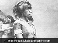 """The Bear Woman"": The Brief, Sad Life Of Julia Pastrana"