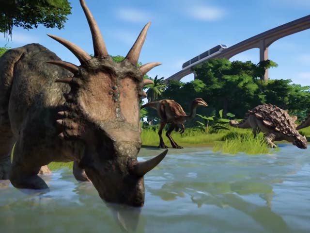 Video : Jurassic World Evolution, The Crew 2, And Other Games Releasing In June 2018