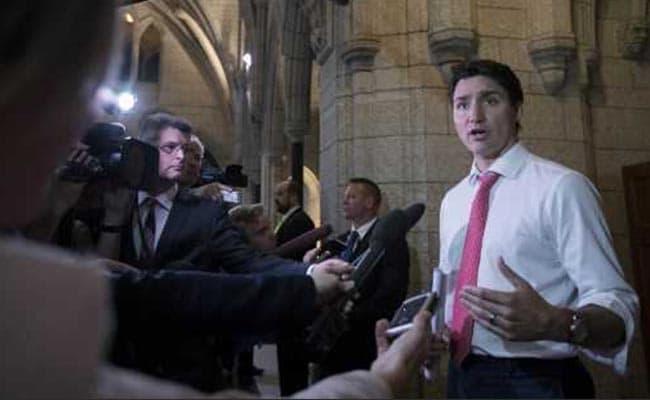 Justin Trudeau's Ex-Attorney General Alleges Meddling In Corruption Case