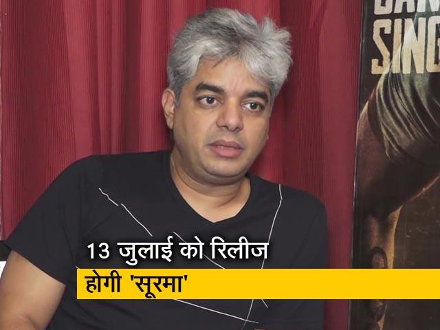 Videos : संदीप सिंह के जुड़ने से फिल्म बनाने में काफी मदद मिली : शाद अली
