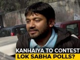 Video : Kanhaiya Kumar As Joint Opposition Candidate Has Lalu Yadav's Vote