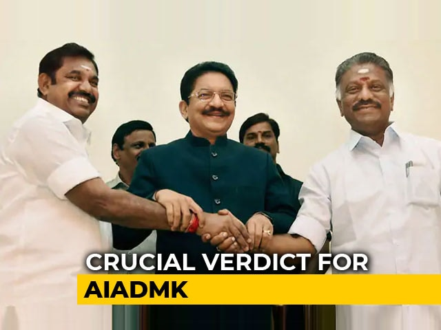 Video : Madras High Court Verdict On 18 Disqualified AIADMK Lawmakers Today