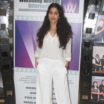Shraddha And Janhvi Kapoor Have Something In Common - It's Not Just The White On White Outfits