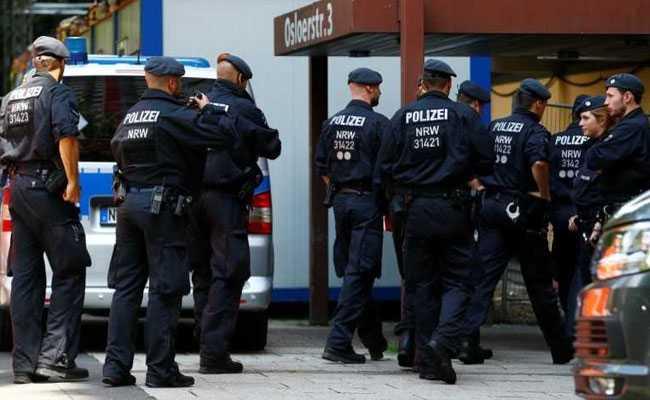 At Least 8 Killed In Shootings Near Germany's Frankfurt