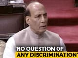 "Video : ""No Indian Will Be Left Out Of Assam Citizens' List"": Rajnath Singh"